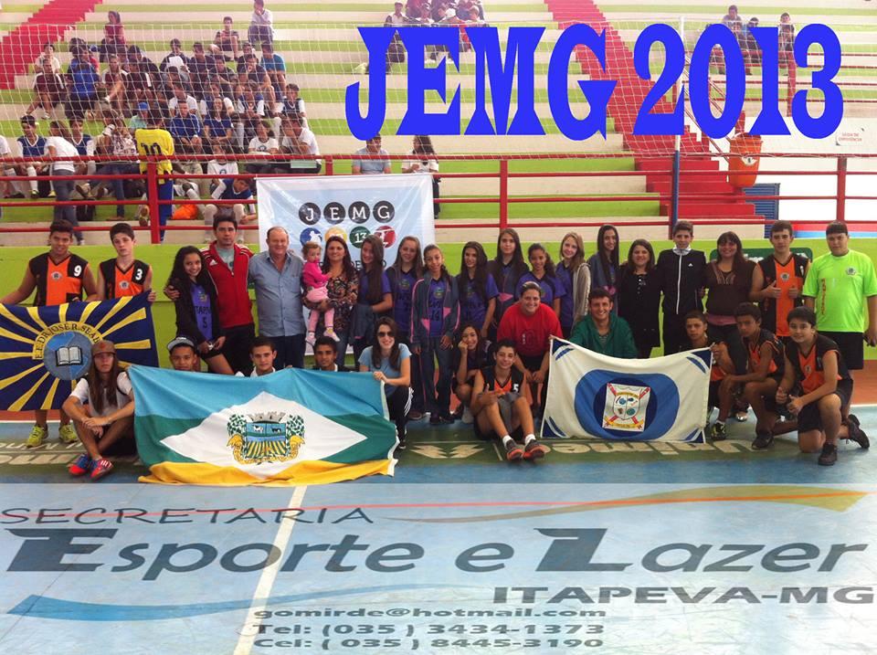 JEMG 2013 - FOTO OFICIAL