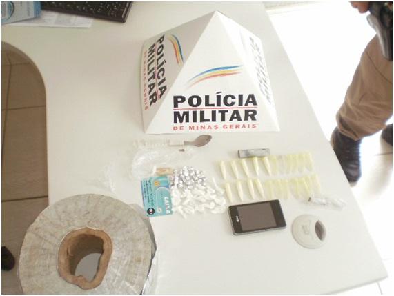 policia prende traficantes - 18.10.2013