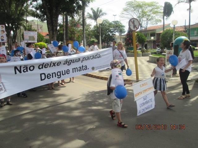 campanha de combate dengue