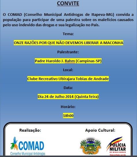 CONVITE COMAD 1