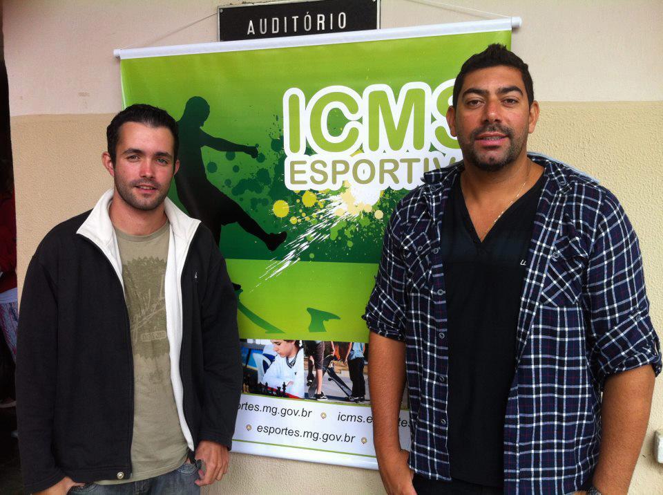 esportes e lazer - trabalhos para habilitao de icms esportivo e criao do conselho municipal de esportes