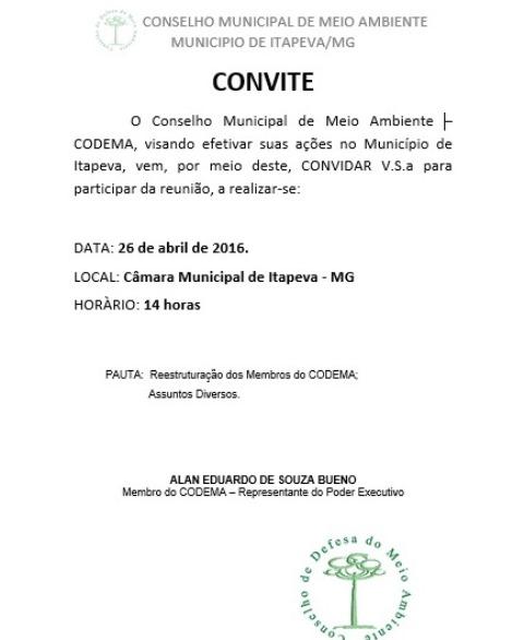 CODEMA - 26.04.2016