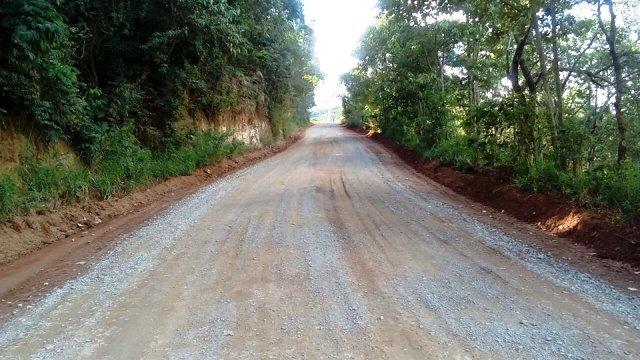 estrada recuperada